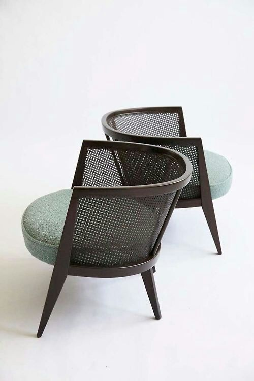 Lounge chair, Harvey Probber
