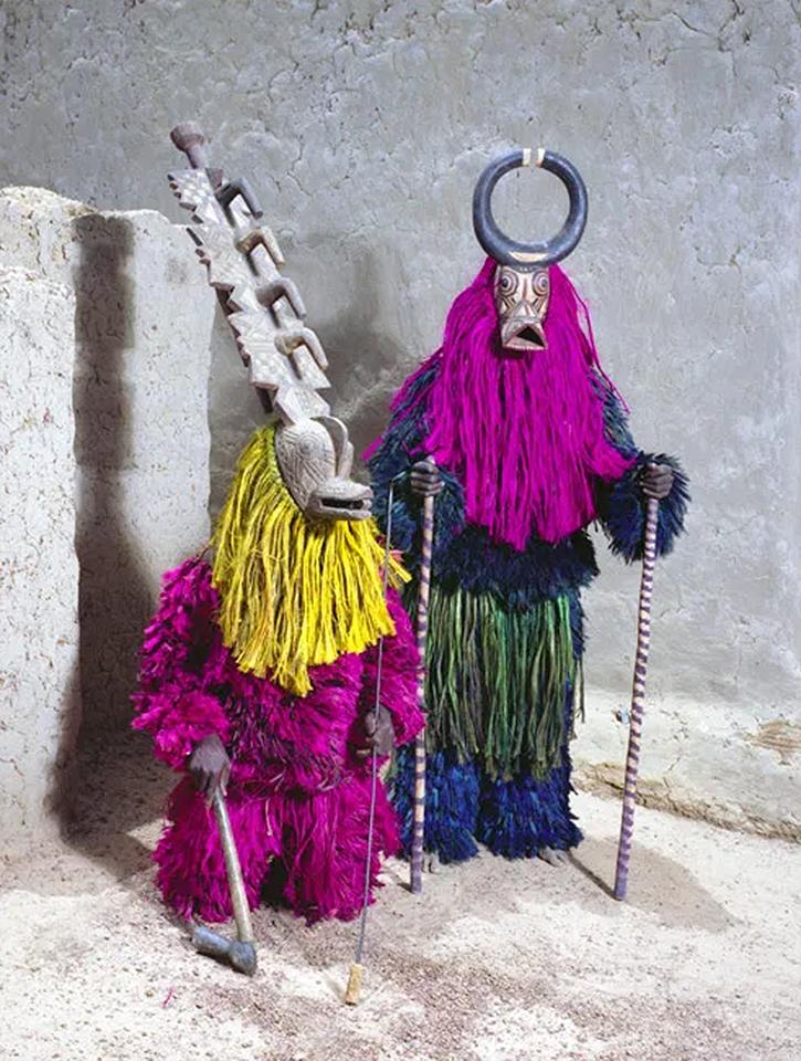Masques BWA, Burkina Faso